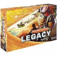 Pandemic Legacy Season 2 - Yellow, društvena igra, porodična igra, poklon, board game, dečija igra, rođendan, pametan poklon