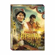 Pandemic Iberia, društvena igra, co-op, board game, pandemic