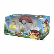 Pokémon TCG: Pikachu & Eevee Poké Ball Collection, Pokemoni, prodaja Beograd, prodaja Srbija, kartične igre, društvene igre