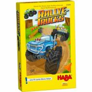 Edukativna igra Rally Trucks, haba, kutija