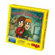 Edukativna igra Secret Code 13+4, haba, Kutija