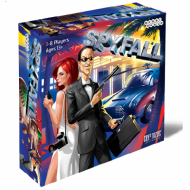 Spyfall, party game, card game, board game, Beograd, društvena igra