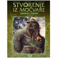 Stvorenje iz močvare (Swamp Thing) 4, Stripovi, Games4you, društvene igre, porodične igre, zabavne igre, prodaja Beograd