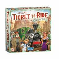 Ticket to Ride, Nemačka, Društvene igre, vozići, železnice, porodične igre