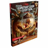 Xanathar's Guide to Everything, FRP, fantasy role playing, tamnice i zmajevi, dungeon & dragons