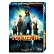 Društvena igra Pandemic, Beograd, drutvene igre, zabava