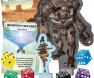Društvena igra Comanauts: An Adventure Book Game sadržaj