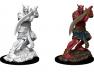 D&D Nolzur's Marvelous Miniatures Efreeti , drustvene igre, drustvena igra, D&D, figure, minijature, miniji, figurice, dungeons and dragons, drustvene igre prodaja, neobojena
