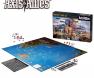 Drustvena igra Axis & Allies Pacific 1940 Second edition, kutija i postavka