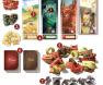 Društvena igra The Grimm Forest, komponente igre