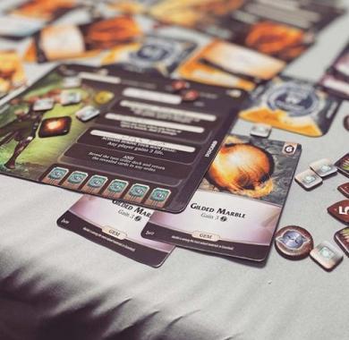 Društvena igra Aeon's End karte
