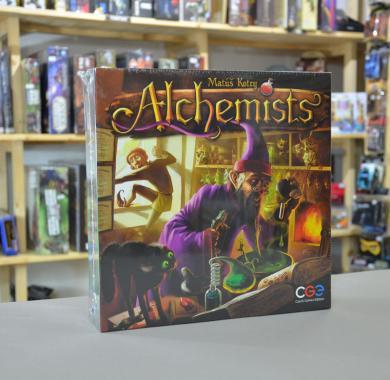 Drustvena igra Alchemist