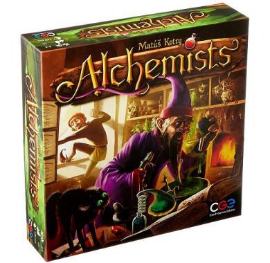 Drustvena igra, tematska igra, strateska igra, zabava, poklon, beograd, srbija, online prodaja drustvenih igara, Alchemist