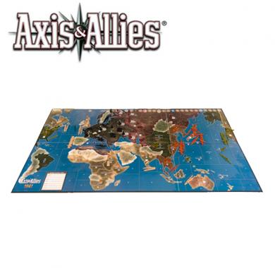 Drustvena igra Axis & Allies 1941, tabla