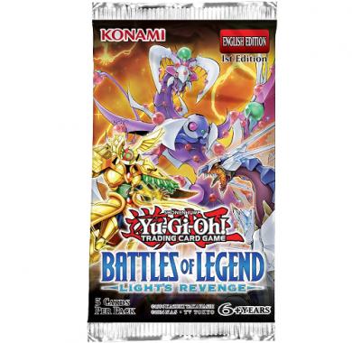 The Battles of Legend - Light's Revenge, yugioh, booster, buster, beograd