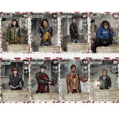 Drustvena igra Dead of Winter The Long Night, Drustvena igra, tematska igra, strateska igra, poklon, beograd, srbija, online prodaja drustvenih igara