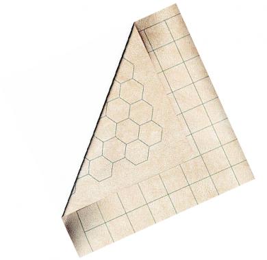 Chessex Reversible Battlemat  66 x 60 cm, podloga