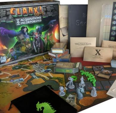 CLANK! Legacy: Acquisitions