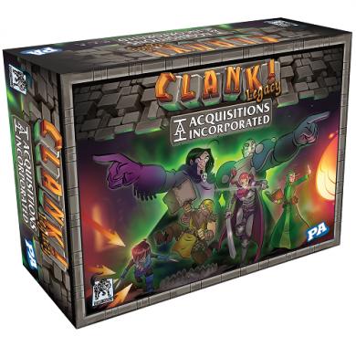 CLANK! Legacy: Acquisitions, Drustvena igra, porodicna igra, igra za poklon, zabava, poklon, beograd, srbija, online prodaja drustvenih igara
