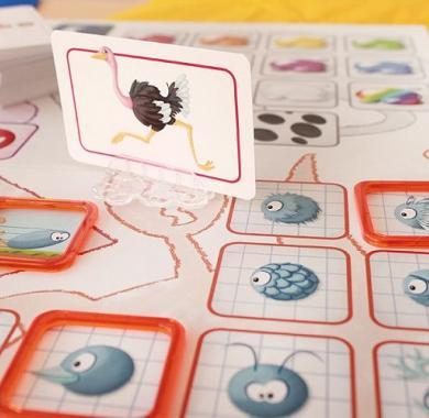 Društvena igra Concept Kids Animals (4+), društvene igre, edukativne igre, igre za decu, igre na tabli, igre za najmlađe