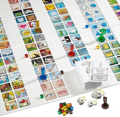 Concept društvena igra, board game, party, beograd, zabavna igra