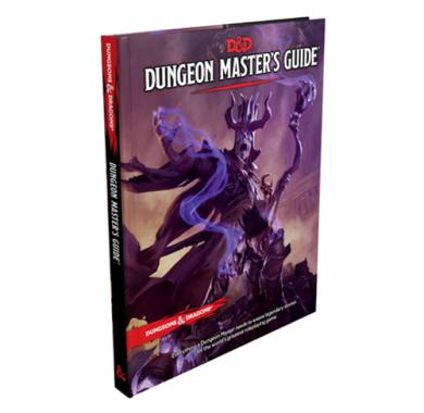 Dungeon Master Guide, FRP, fantasy role play, serija, tamnice i zmajevi