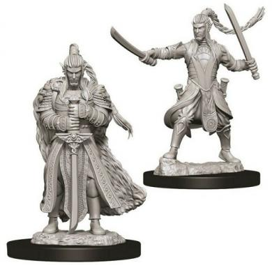 D&D Nolzur's Marvelous Miniatures Elf Male Paladin WZK73707, FRP, Društvene igre, figurice, minijature, boje za figure, Fantasy role play