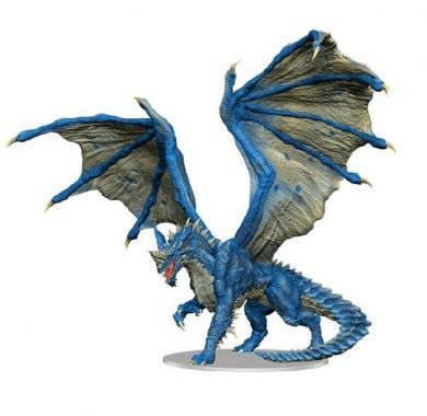 DD5 Icons Adult Blue Dragon Premium Figure