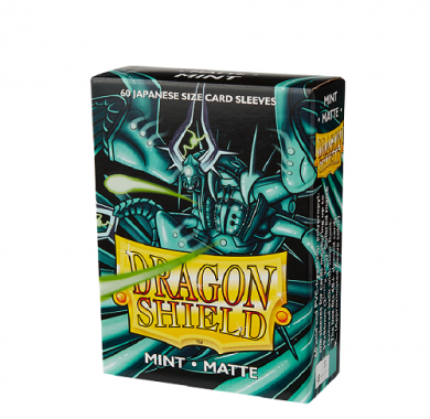 Dragon Shield Mint Matte (small)