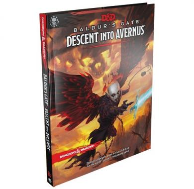 D&D Descent into Avernus , FRP, fantasy role playing, tamnice i zmajevi, dungeon & dragons