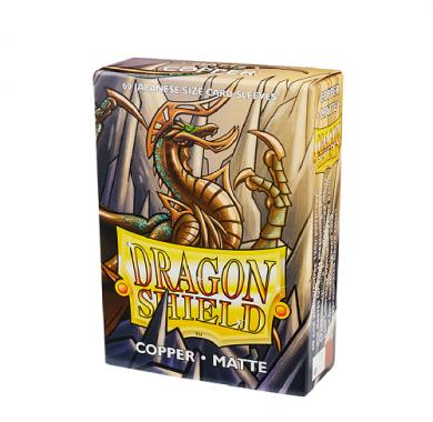 Dragon Shield Copper Matte (small)