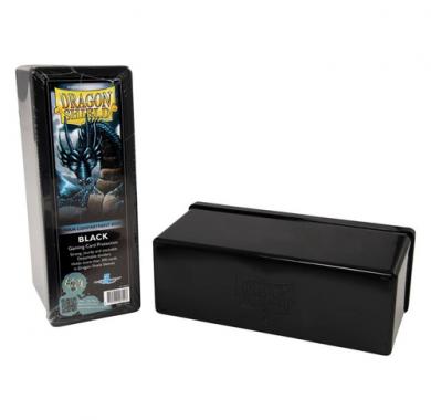 Dragon Shield Four Compartment Storage Box Crna, Deck Box