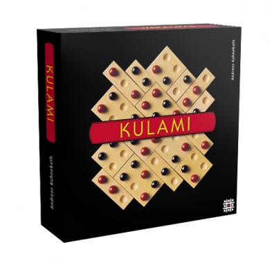 Edukativna igra Kulami, Steffen Spiele, Kutija