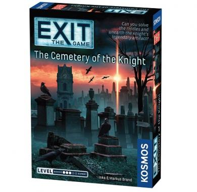 Exit The Cemetery of the Knight, Društvene igre, Tematske igre, Prodaja, Beograd, Srbija, Games4you