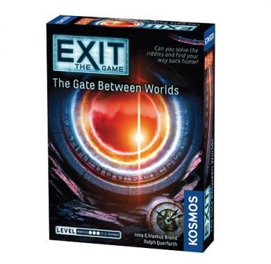 Društvena igra Exit The Game The Gate Between Worlds