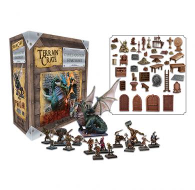 Terrain Crate GMs Dungeon Starter Set