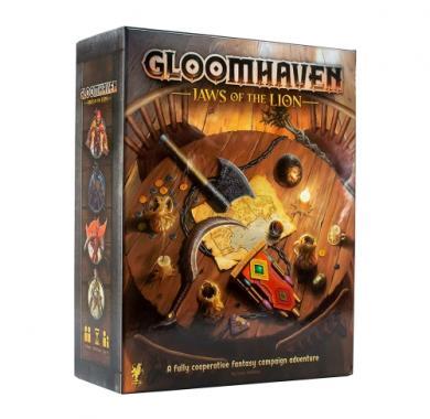 Društvena igra Gloomhaven Jaws of the Lion kutija