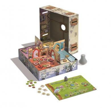 Društvena igra Peek-a-Mouse izgled igre