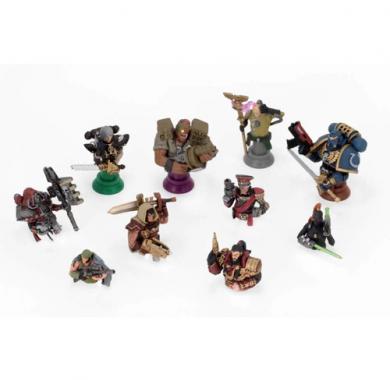 Društvena igra Warhammer 40k Relic, Figurice