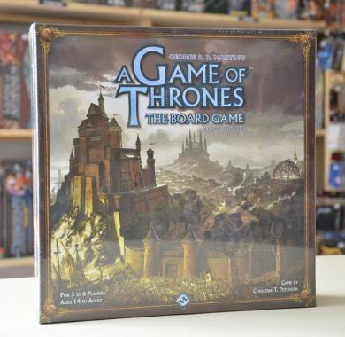 Drustvena igra A Game of Thrones: The Board Game