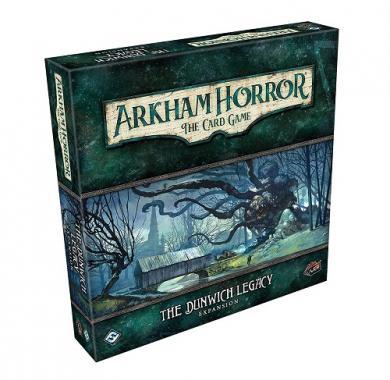 Društvena igra Arkham Horror The Card Game The Dunwich Legacy Expansion