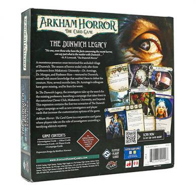 Društvena igra Arkham Horror The Card Game The Dunwich Legacy