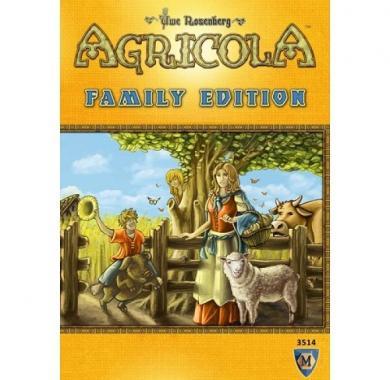 Drustvena igra Agricola family edition