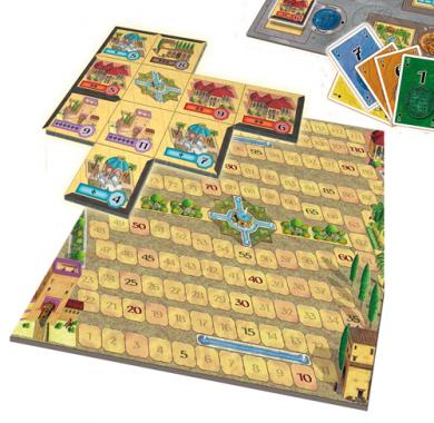 Alhambra, Drustvena igra, porodicna igra, igra za poklon, zabava, poklon, beograd, online prodaja drustvenih igara