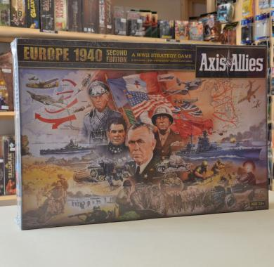 Drustvena igra Axis & Allies 1940 Europe
