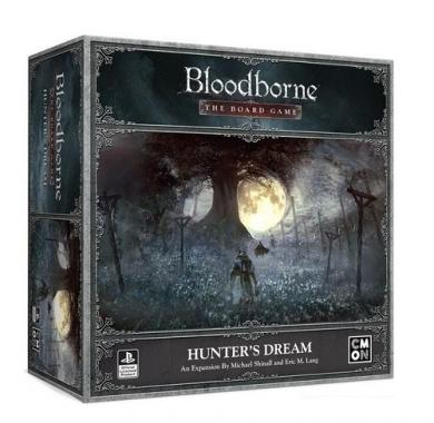 Društvena igra Bloodborne The Board Game Hunter's Dream ekspanzija