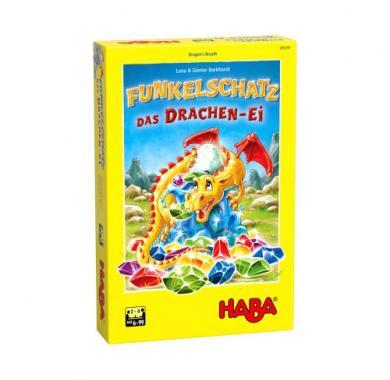 edukativna igra Dragon's Breath - The Hatching, haba, kutija