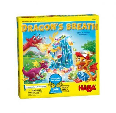 Edukativna igra Dragon's Breath, haba, Kutija