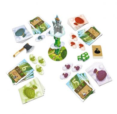 Jack & Beanstalk, Drustvena igra, porodicna igra, igra za poklon, zabava, poklon, beograd, srbija, prodaja drustvenih igara