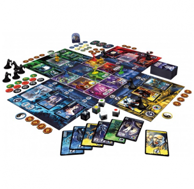 Drustvena igra Ghost Stories,društvena igra, porodična igra, board game, dečija igra, rođendan, pametan poklon